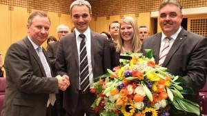 Bundestagswahl 2013: Der Wahlabend im Kreis Heinsberg  FOTO: Laaser, Jürgen