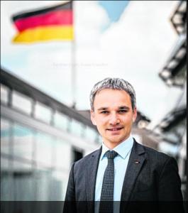 Will erneut für die CDU in den Bundestag einziehen: Wilfried Oellers aus Heinsberg. Foto: Tobias Koch